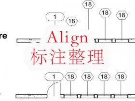 Align 标注整理工具