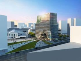 """BIM绿色设计及分析——基于""""杭州之门""""项目"""