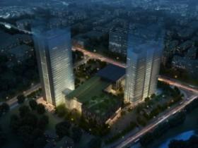 [工程图纸]26层大型五星级酒店综合体建筑施工图(460间客房)