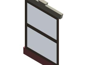欧式窗套窗.rfa