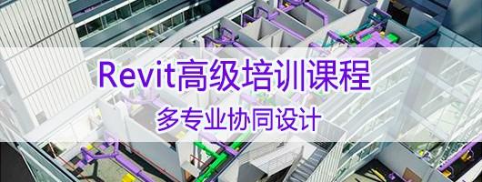 Revit施工图设计高级培训视频教程 BIM多专业协同设计培训教程
