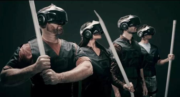 BIM技术与VR技术结合在人防工程中的应用