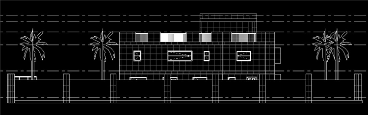 revit模型-二层独院别墅.rvt
