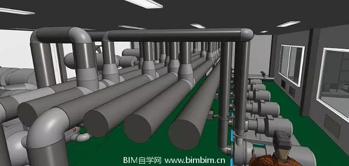 BIM技术在暖通设计中的应用
