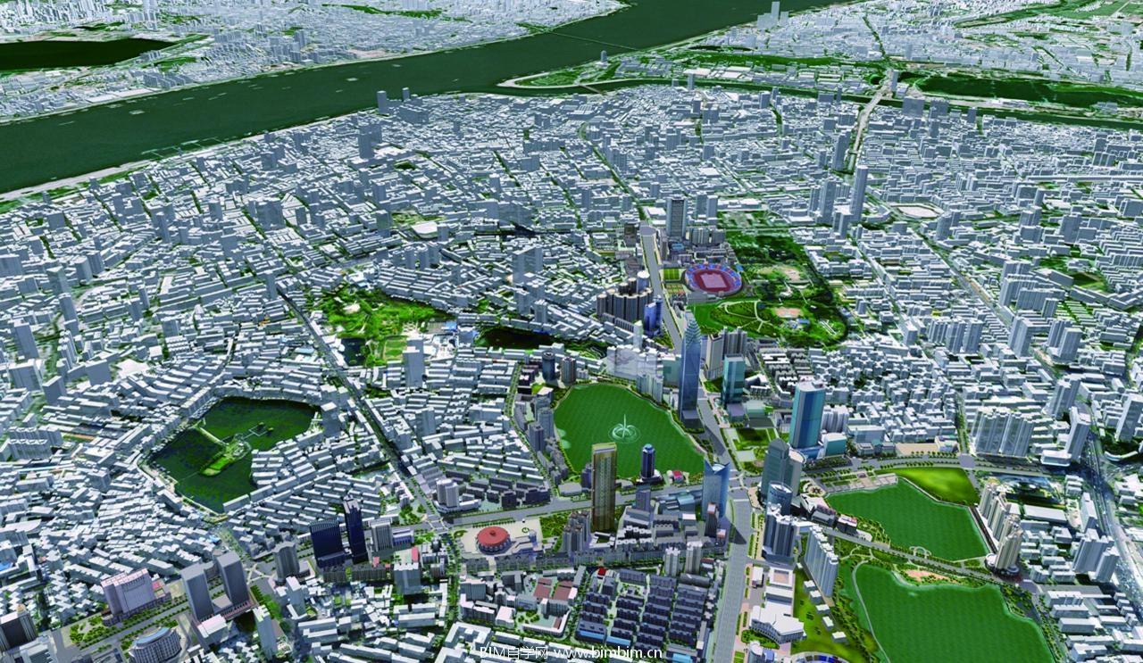 城市信息模型CIM概念及应用
