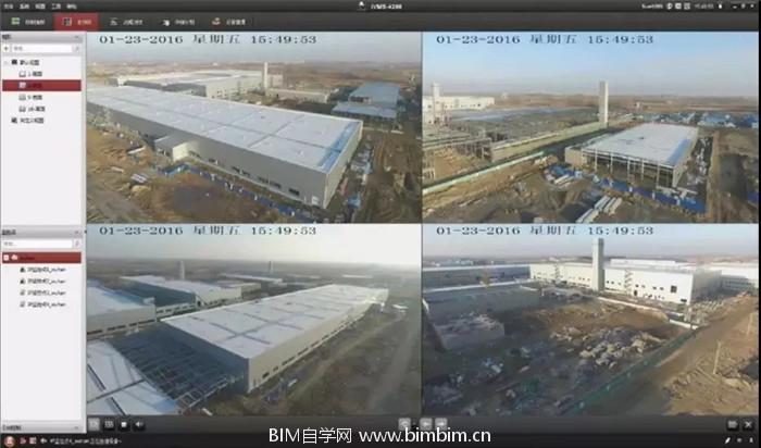 [BIM应用]东风本田汽车有限公司扩建项目
