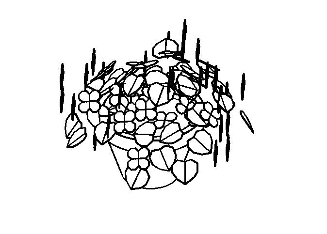 Revit族库-建筑-场地建模族-植物(rfa,共49个)-免费BIM族库下载