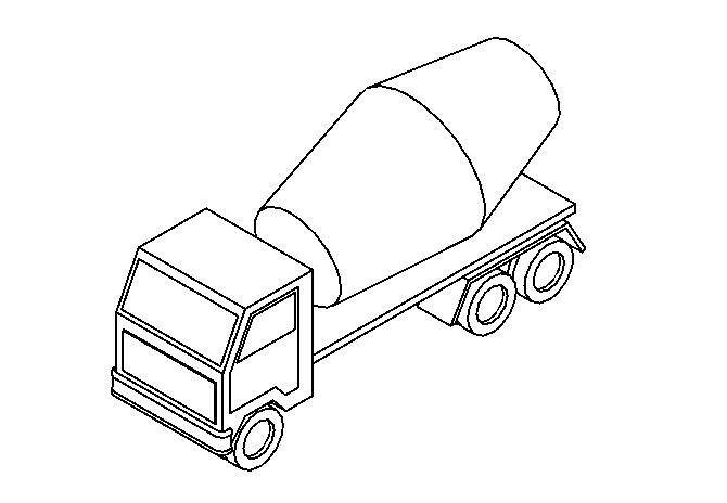 Revit族库-建筑-场地建模族-车(rfa,共25个) - 免费BIM族库下载