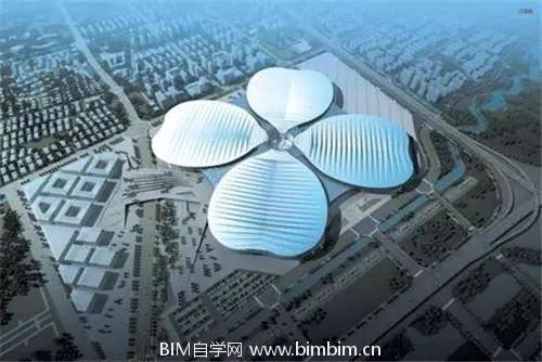 中国BIM运用经典案例集锦