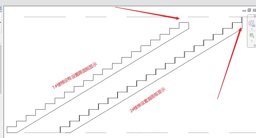 Revit中楼梯创建讲解