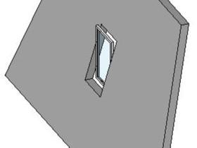 BIM技巧 | Revit如何在倾斜墙体上插入窗