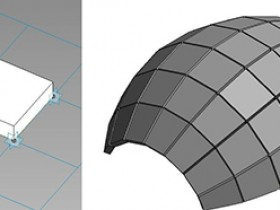 3种Revit曲面嵌板效果的画法