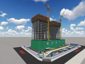 中天六建BIM技术在项目管理中的应用