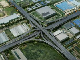 BIM应用-苏州中环快速路工程