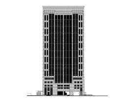 黄浦区104地块施工图归档(含机电、结构图纸)