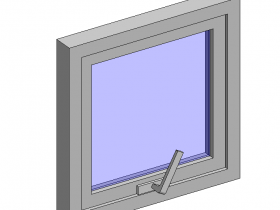铝合金中悬窗.rfa