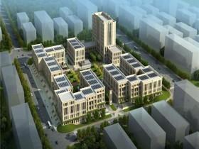 天津生态城节能环保双创中心项目BIM应用实践