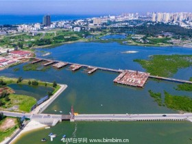 BIM技术在冯家江大桥工程中的应用