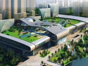 杭州国际博览中心BIM应用