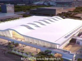BIM技术在莆田市会展中心项目中的应用