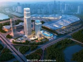 [BIM应用]天投国际商务中心二期项目BIM应用