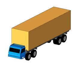 大型卡车.rfa