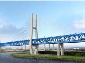 [BIM应用案例]徐盐高速铁路盐城特大桥
