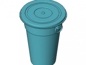 LANG_塑料垃圾桶_007.rfa