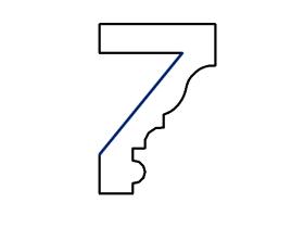 Revit族库-建筑-场地建模族-构造轮廓(rfa,共69个)-免费BIM族库下载